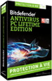 Bitdefender Antivirus PC Lifetime Edition